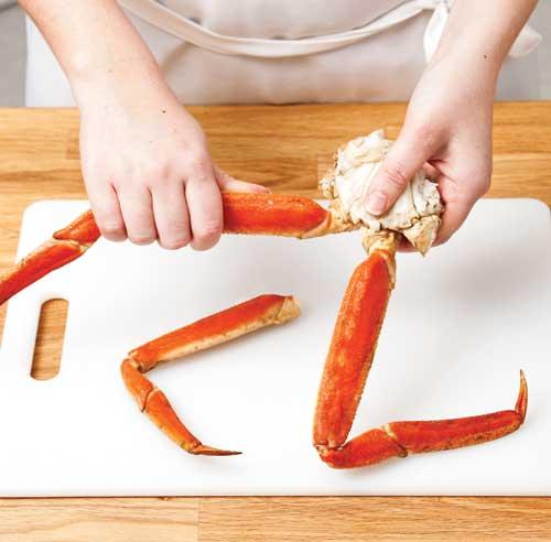 comment d u00e9cortiquer un crabe - en  u00e9tapes - cuisine et nutrition