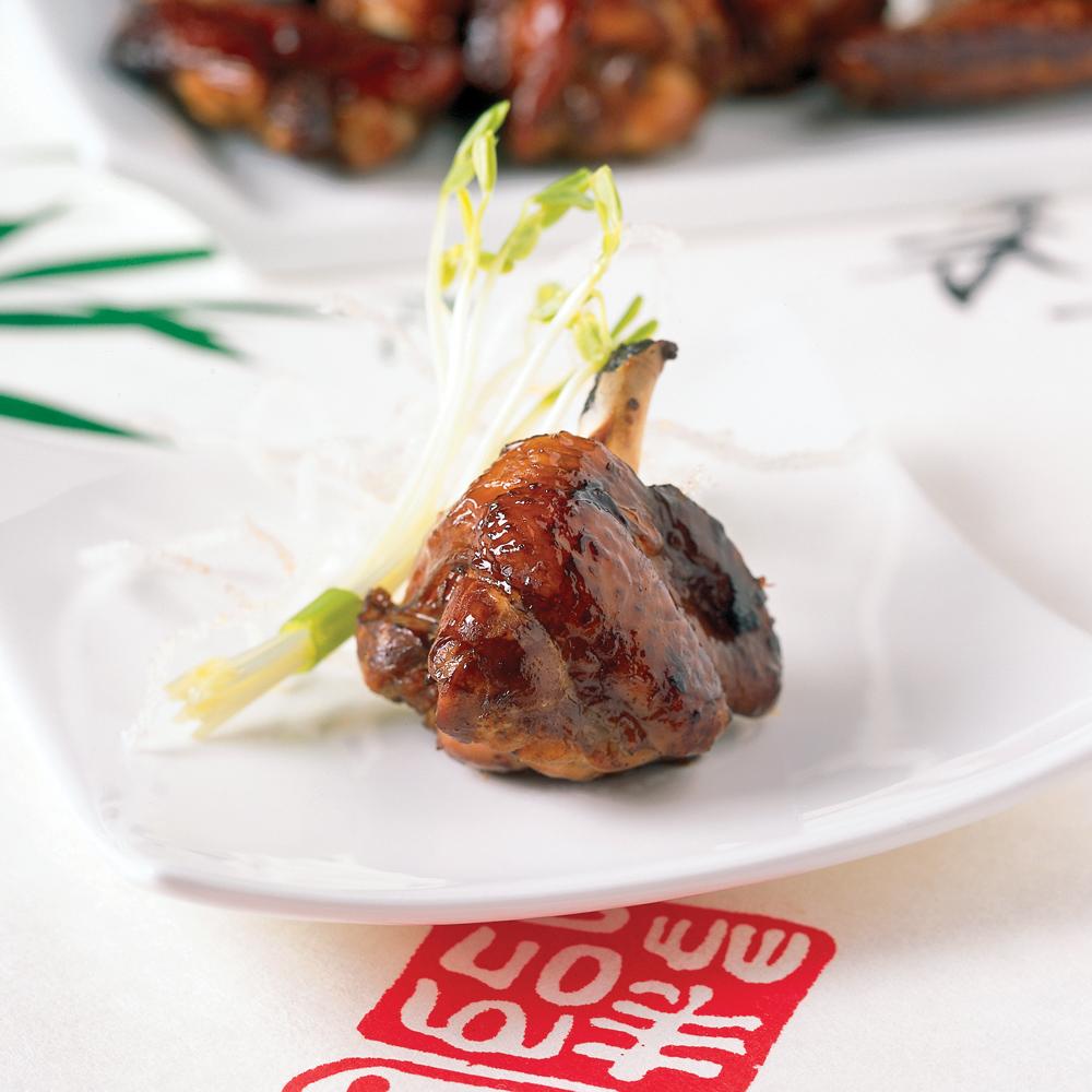 cuisine aile de poulet