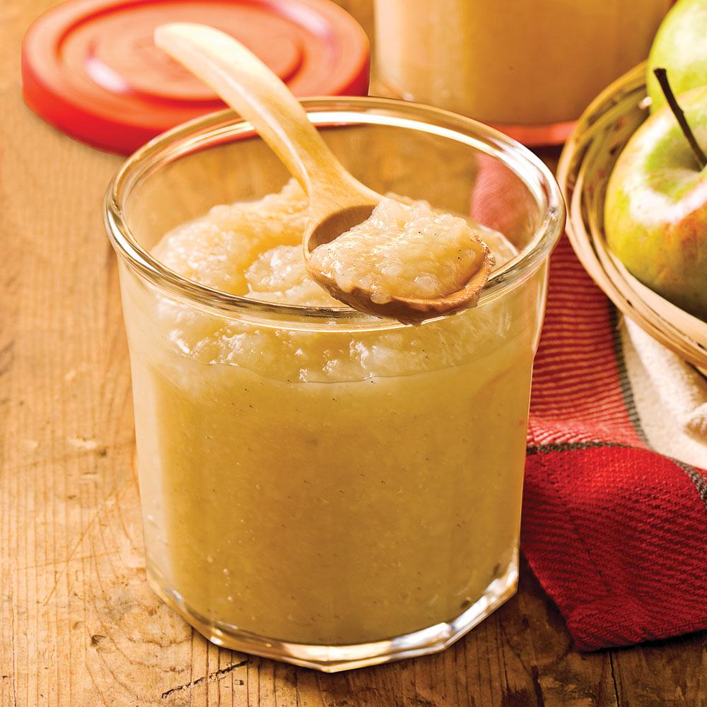 compote de pommes et de poires la vanille recettes cuisine et nutrition pratico pratique. Black Bedroom Furniture Sets. Home Design Ideas