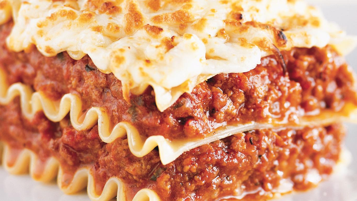 lasagne la viande recettes cuisine et nutrition pratico pratique. Black Bedroom Furniture Sets. Home Design Ideas