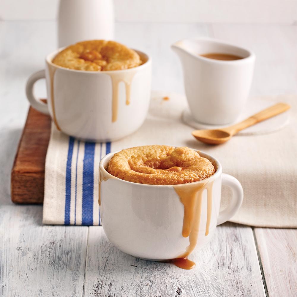 Gateau pouding dans une tasse g teaux de vacances populaires en france 2017 - Gateau dans une tasse ...