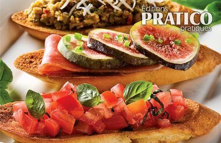 Menu typique pour recevoir l 39 italienne je cuisine for Marque de nourriture italienne