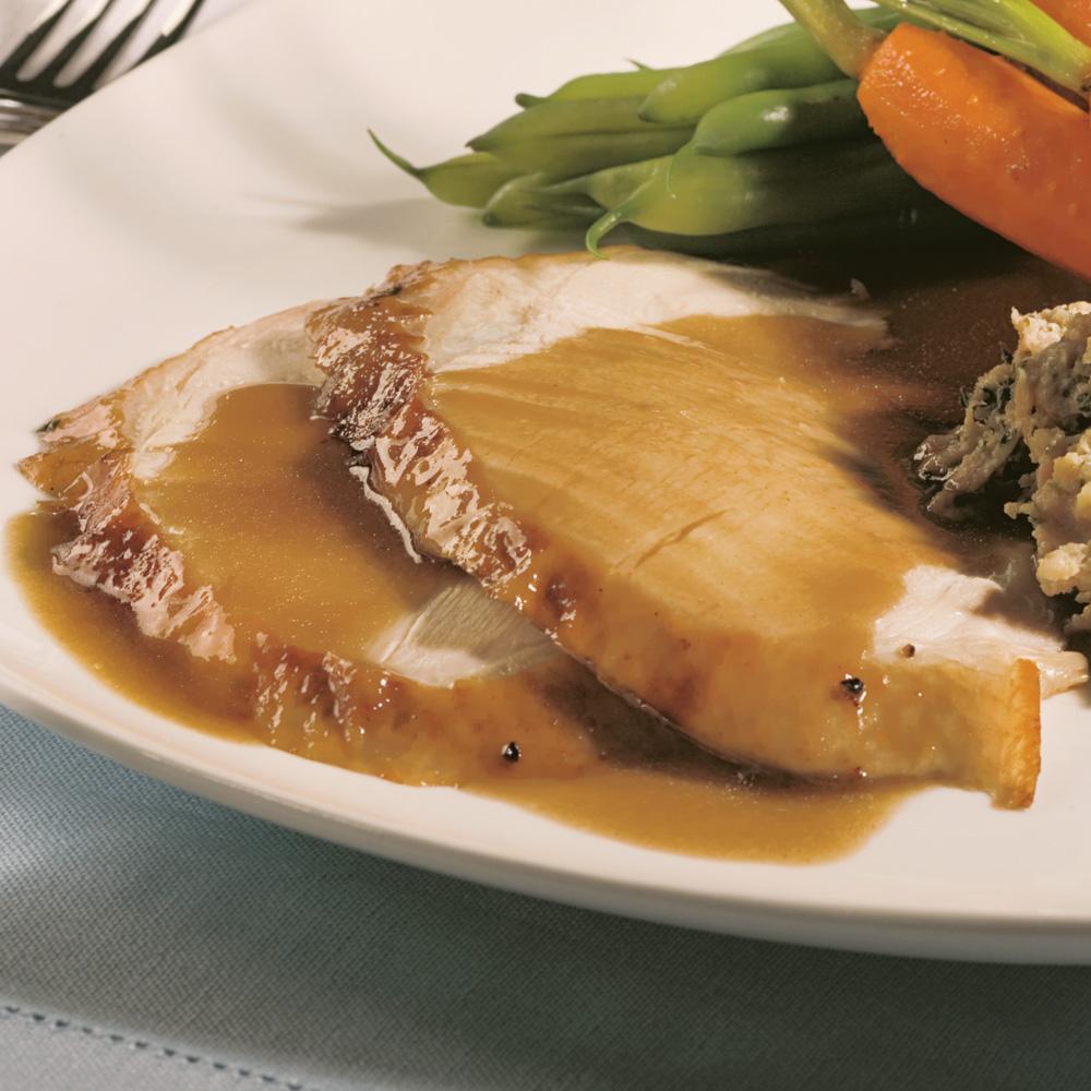 Sauce d 39 accompagnement pour la dinde farcie recettes cuisine et nutrition pratico pratique - Recette dinde farcie de noel ...