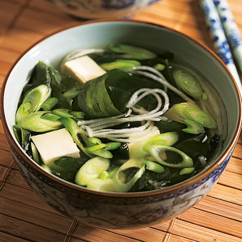 Soupe au miso recettes cuisine et nutrition pratico - Soupe miso ingredient ...