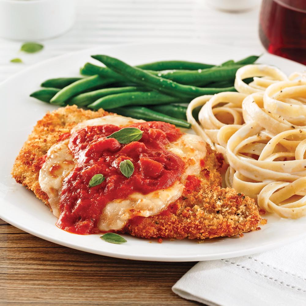 escalopes de veau parmigiana recettes cuisine et nutrition pratico pratique. Black Bedroom Furniture Sets. Home Design Ideas