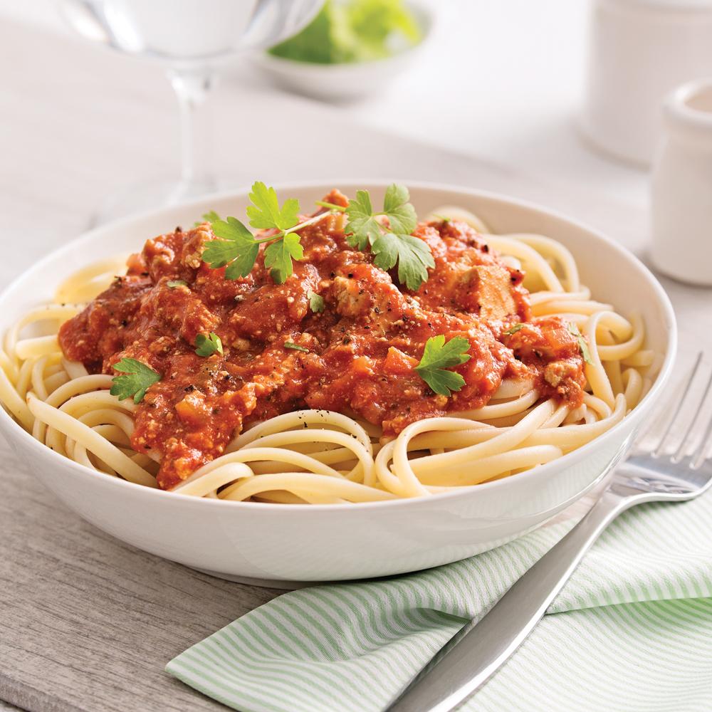sauce bolognaise v g recettes cuisine et nutrition pratico pratique. Black Bedroom Furniture Sets. Home Design Ideas