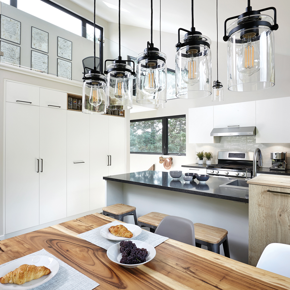 Cuisine industrielle de style garage loft cuisine for Amenagement cuisine industrielle
