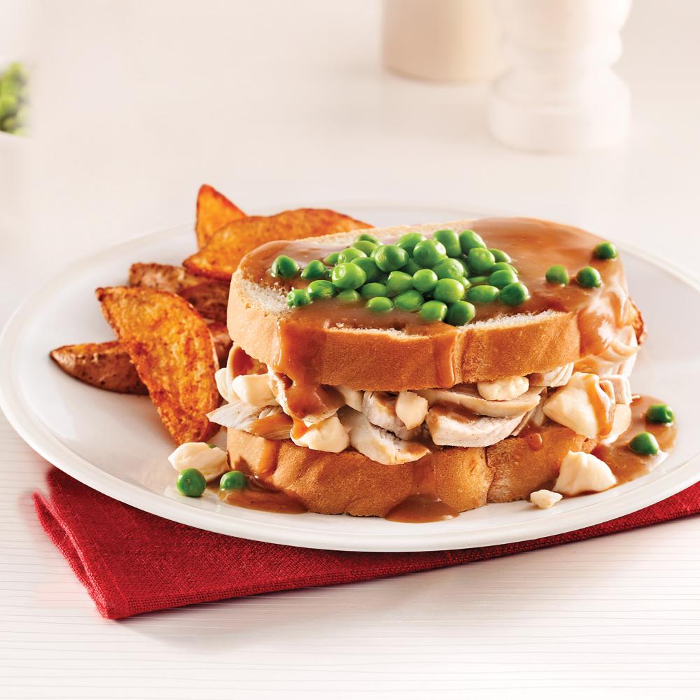Hot chicken style poutine recettes cuisine et for Cuisine 5 15