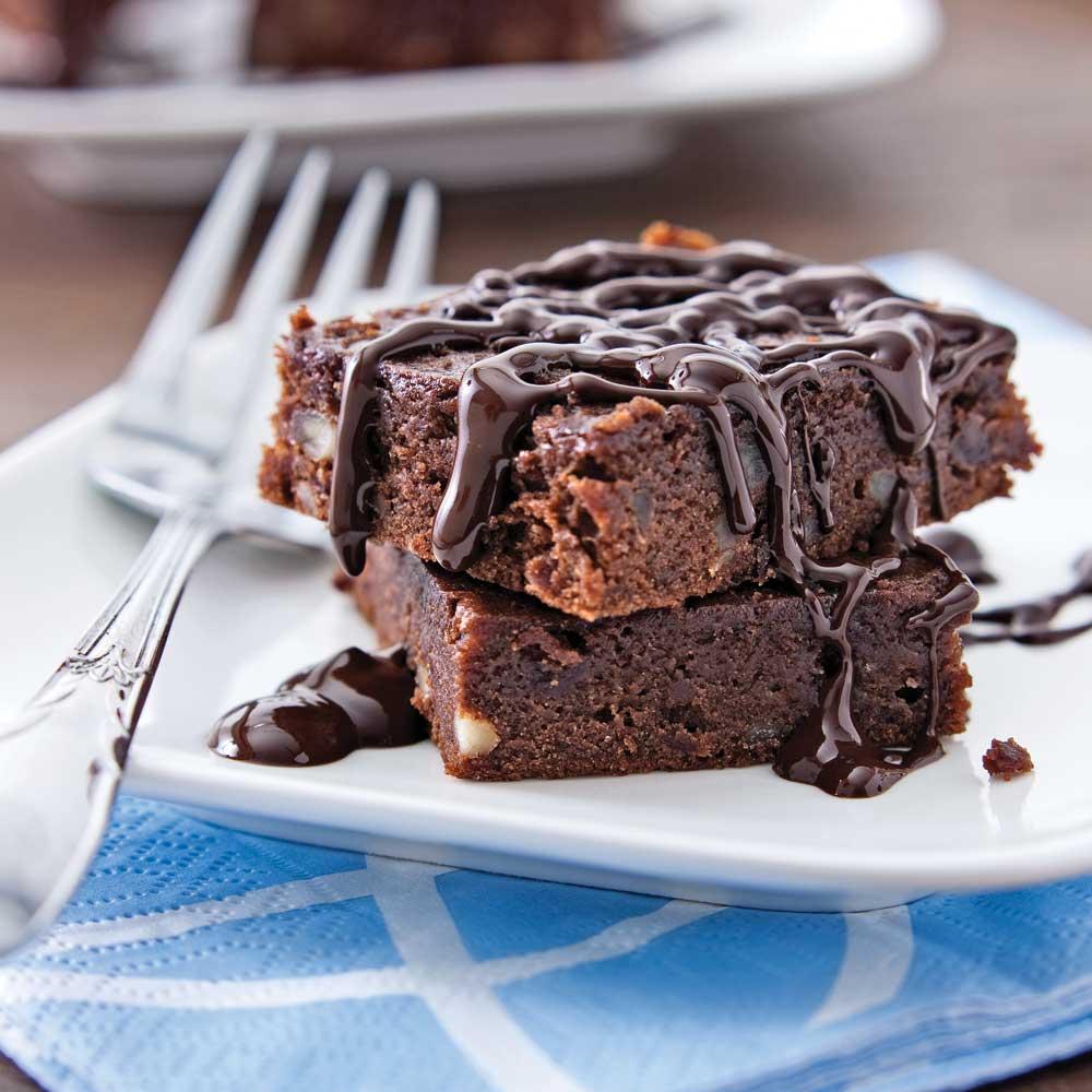 brownies au chocolat noir et haricots rouges recettes cuisine et nutrition pratico pratique. Black Bedroom Furniture Sets. Home Design Ideas
