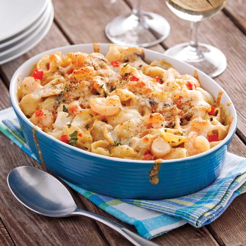Gratin coquilles saint jacques recettes cuisine et for Saint jacques cuisine