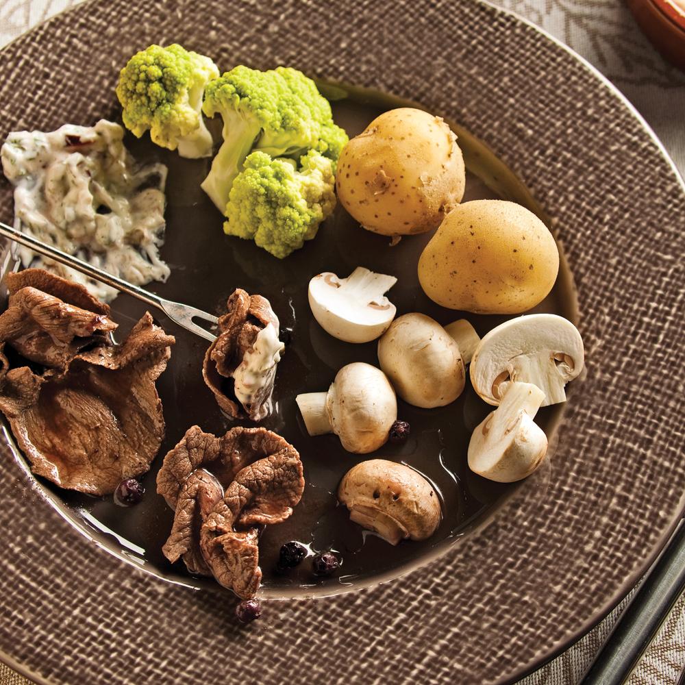 Bouillon pour fondue de gibier recettes cuisine et for Cuisine 5 15