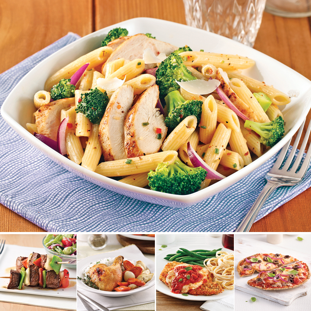 Un menu pour la semaine cuisiner le dimanche dossiers - Cuisiner le dimanche pour la semaine ...