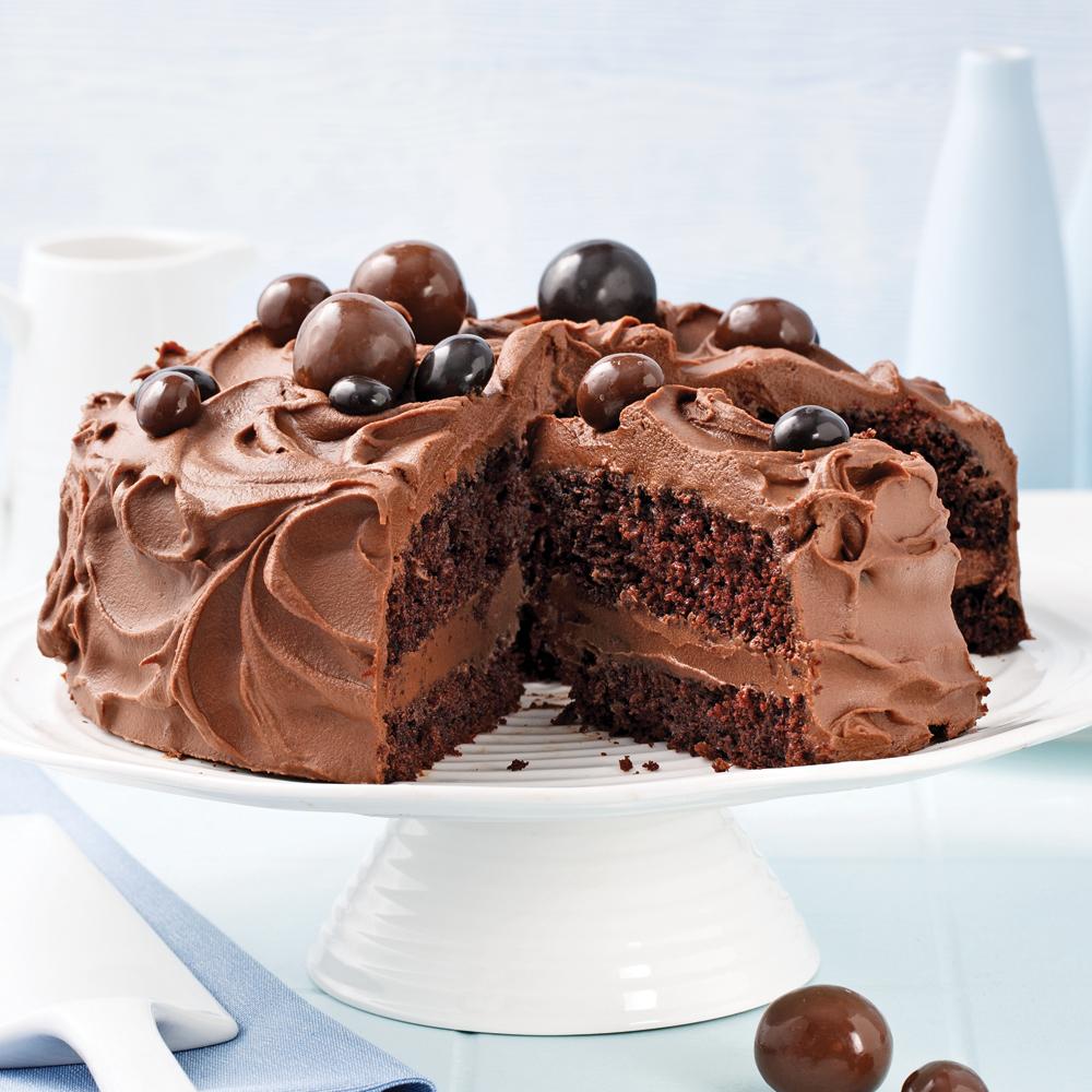 G teau au chocolat hyper moelleux recettes cuisine et - Hyper cuisine ...