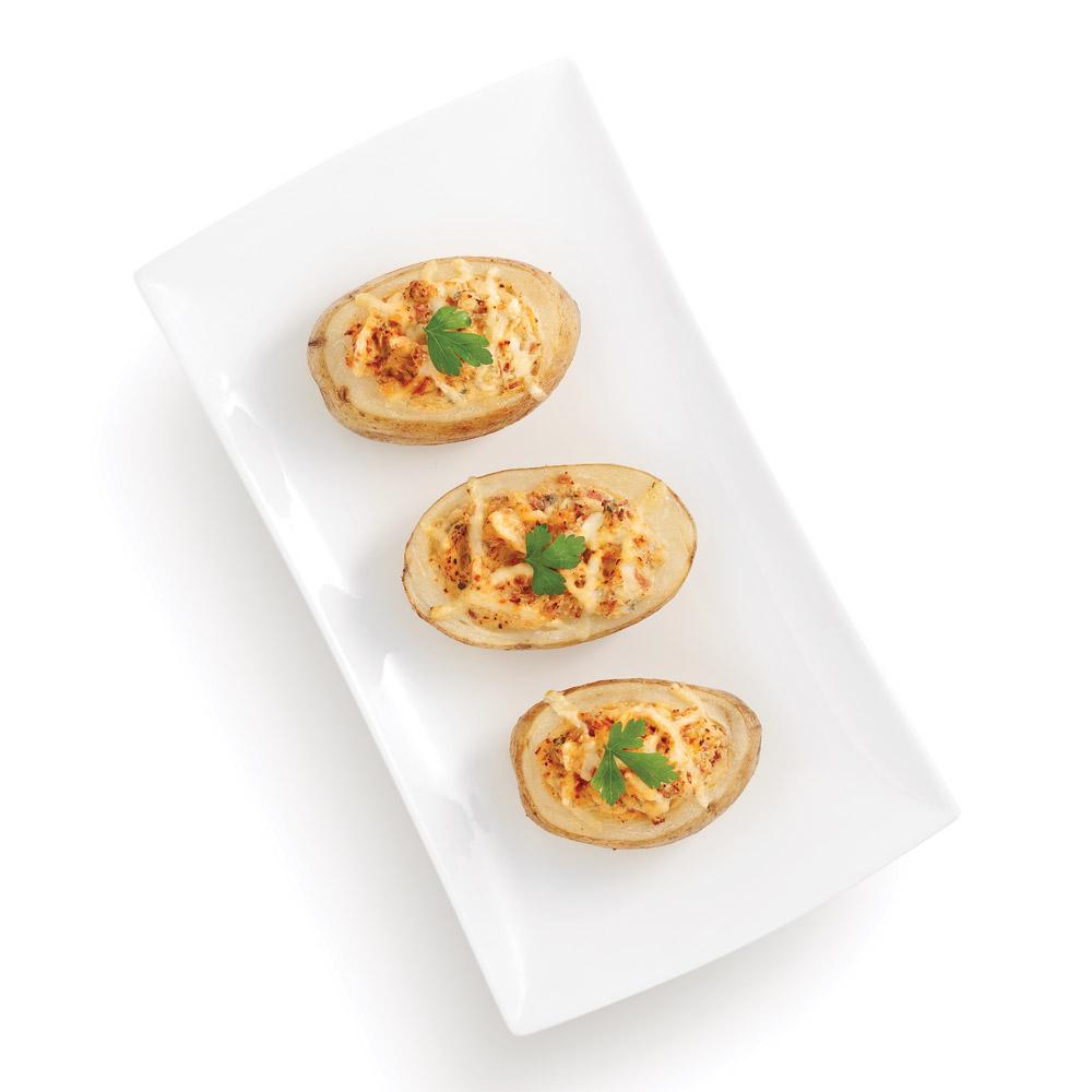 pommes de terre farcies recettes cuisine et nutrition pratico pratique. Black Bedroom Furniture Sets. Home Design Ideas
