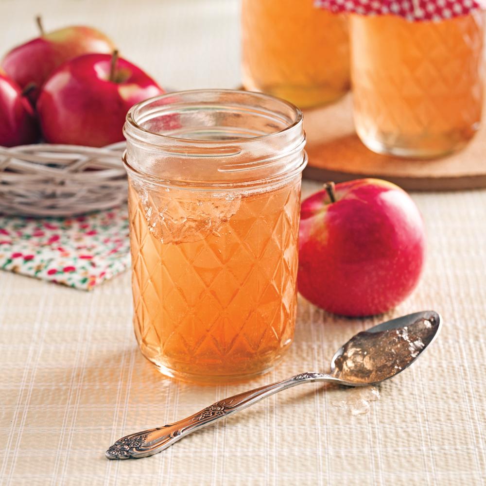 Gel e de pommes recettes cuisine et nutrition pratico pratique - Gelee de pommes avec extracteur de jus ...