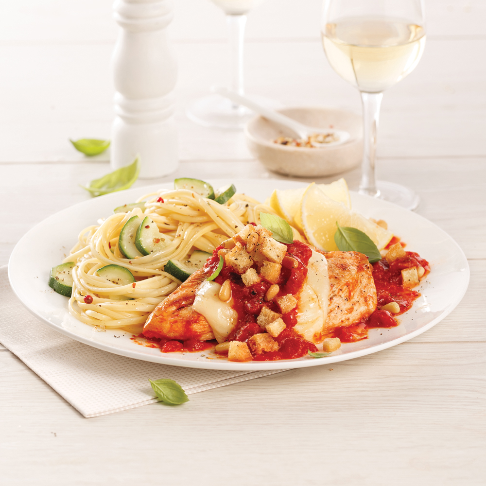 escalopes de poulet gratin es la mijoteuse recettes cuisine et nutrition pratico pratique. Black Bedroom Furniture Sets. Home Design Ideas