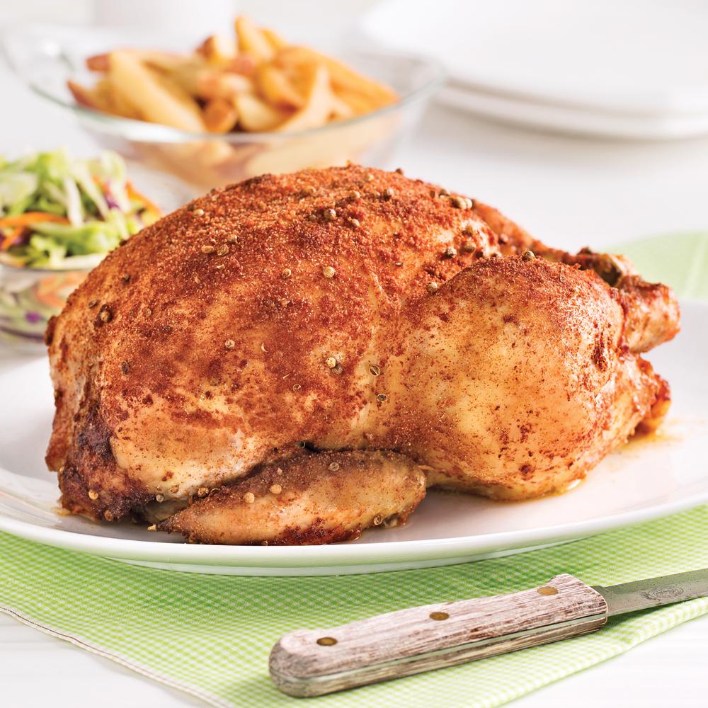 Recette poulet roti poulet rti au citron with recette poulet roti poulet roti au four au sel - Filet de poulet grille recette ...