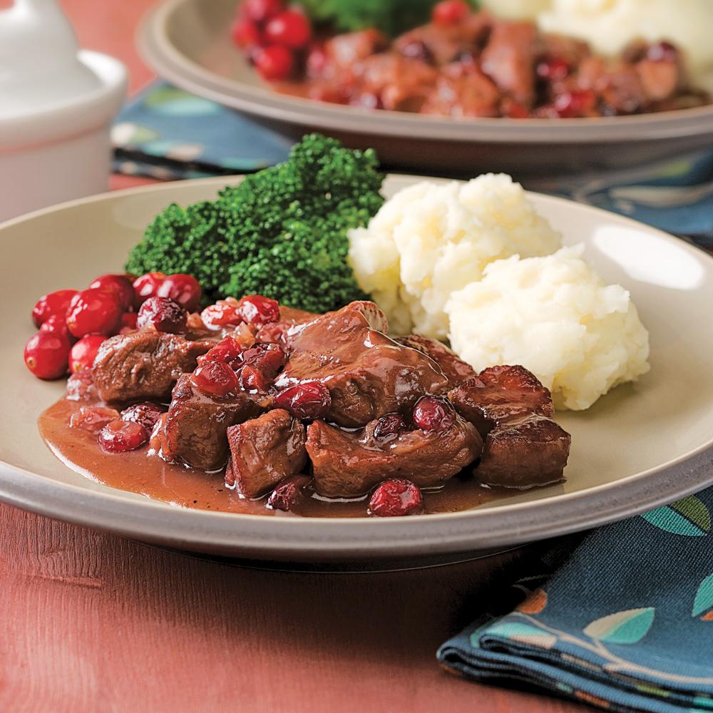 Rago t de porc aux canneberges la mijoteuse recettes - Cuisine a la mijoteuse ...