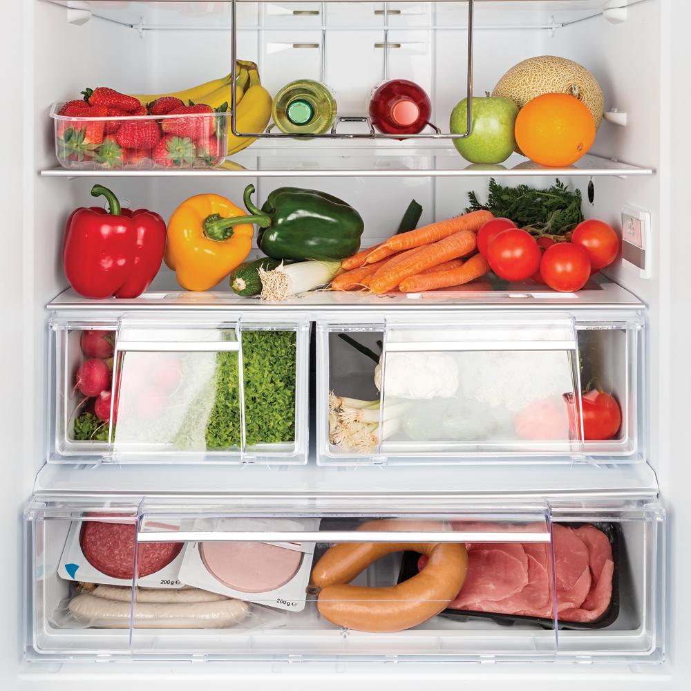 o ranger les aliments dans le frigo dossiers cuisine et nutrition pratico pratique. Black Bedroom Furniture Sets. Home Design Ideas