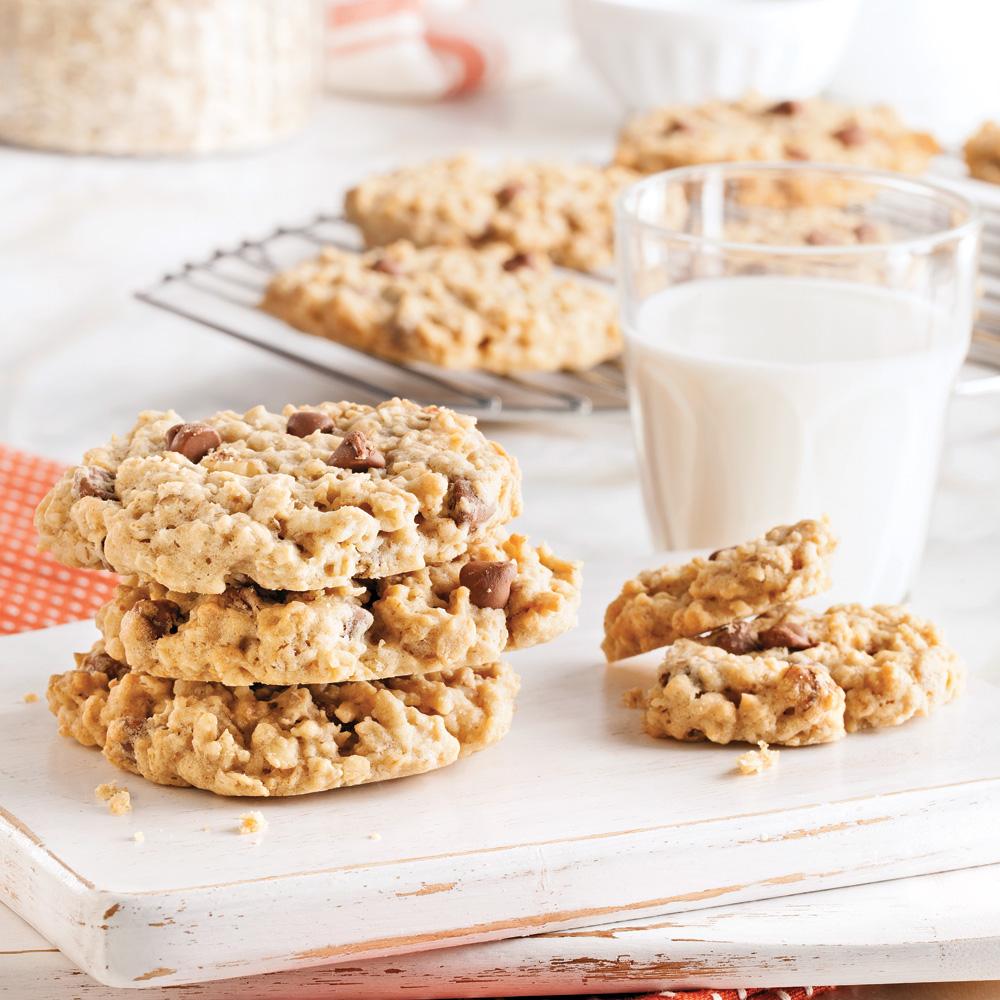 biscuits moelleux au chocolat avoine et noix recettes cuisine et nutrition pratico pratique. Black Bedroom Furniture Sets. Home Design Ideas