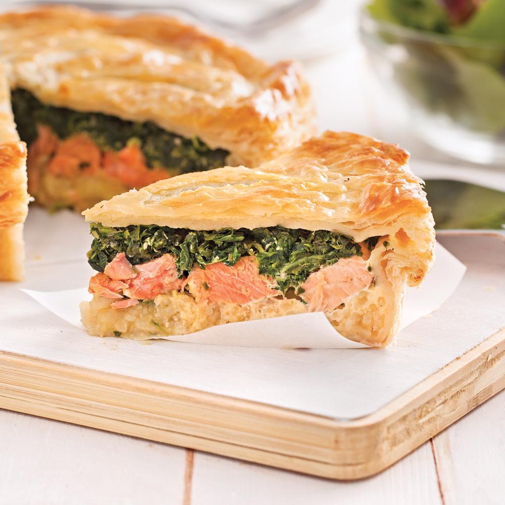 p 226 t 233 224 la truite et 233 pinards recettes cuisine et nutrition pratico pratique