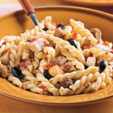 Salade c sar de gemellis au poulet soupers de semaine - Recette salade cesar au poulet grille ...