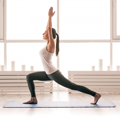 What are some of the easy Yoga exercises one can do to improve health? 14