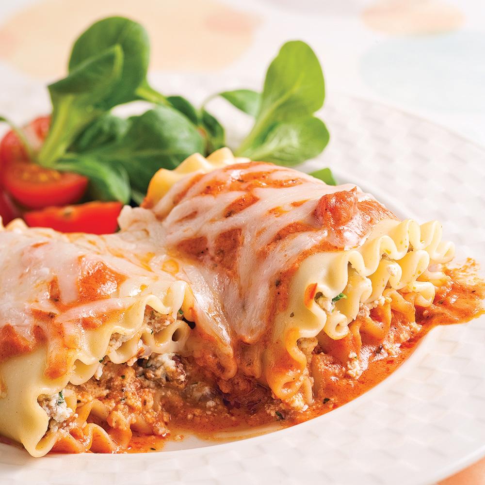 Résultats de recherche d'images pour «lasagne sauce rose»