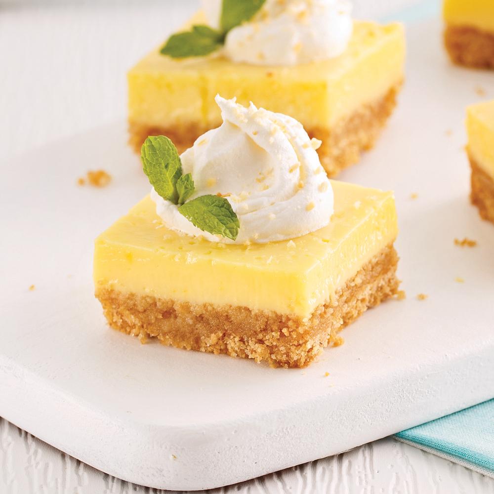 carr s au citron desserts recettes 5 15 recettes express 5 15 pratico pratique. Black Bedroom Furniture Sets. Home Design Ideas