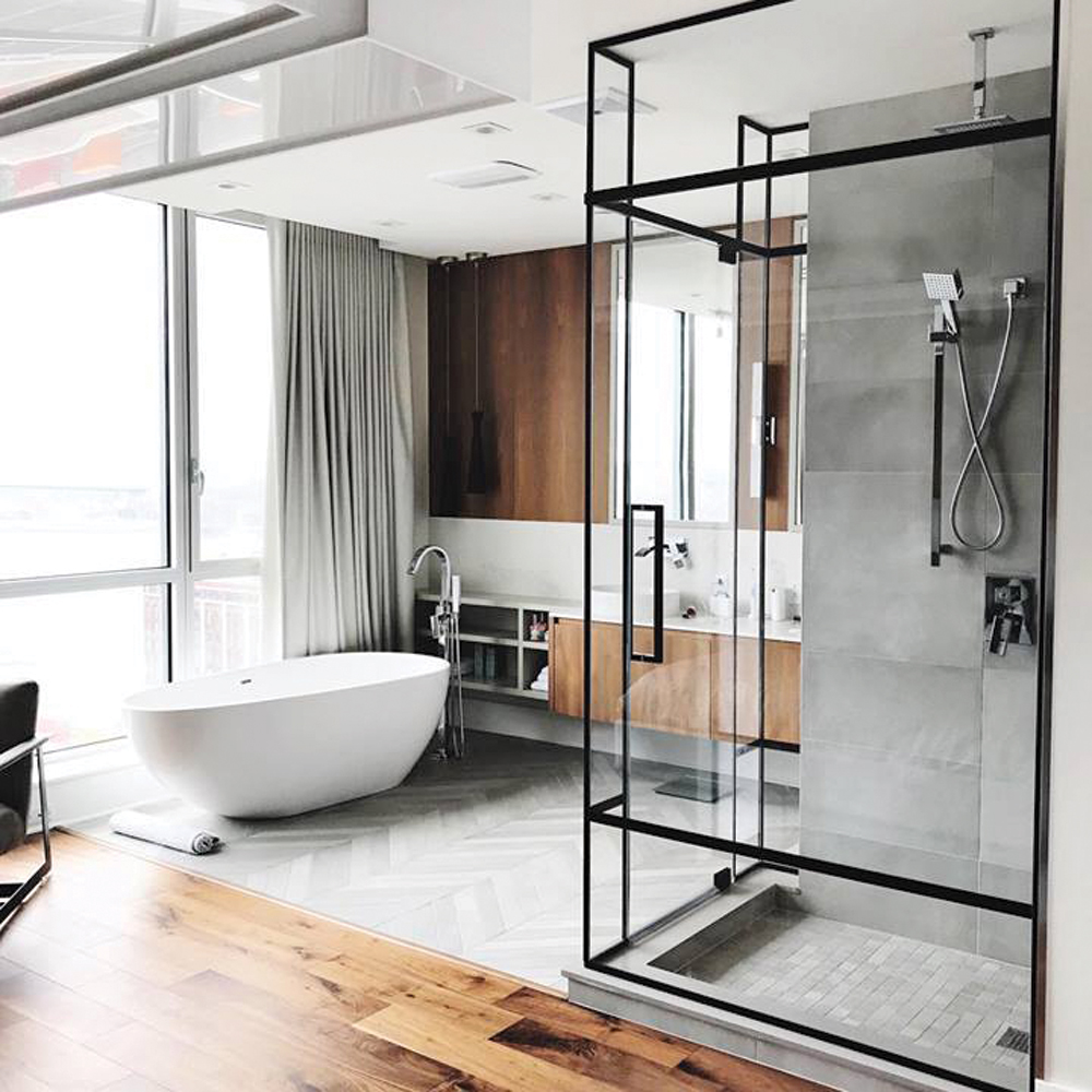 Deco Tendance 2018 Salle De Bain les tendances 2018 pour la salle de bain en 10 décors - je