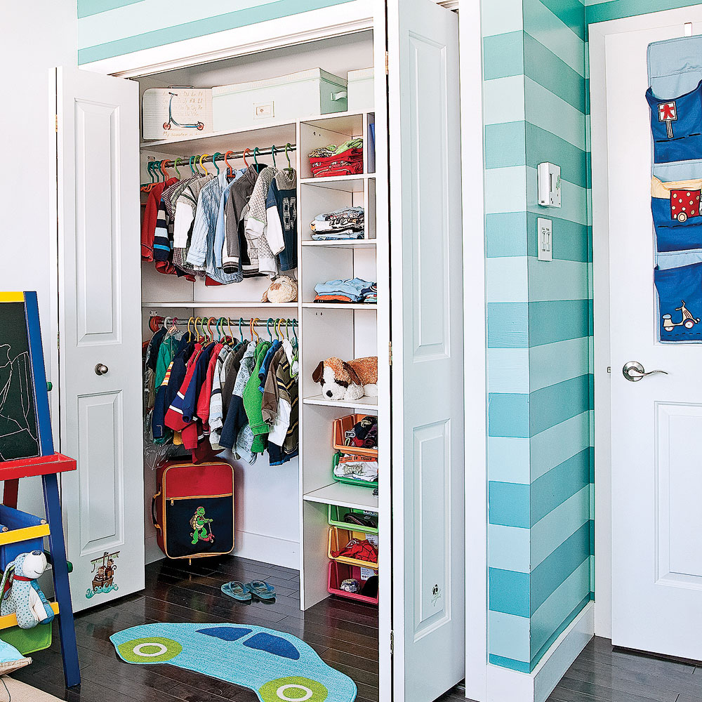 Idées Rangement Garde Robe rangement: nos 10 meilleures idées pour les jouets - je décore