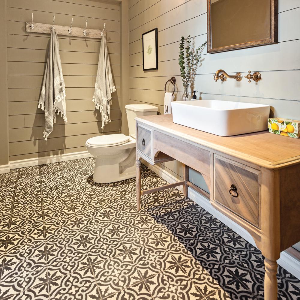 Fabriquer Meuble Salle De Bain Palette 15 idées inspirantes pour relooker sa salle de bain à petit