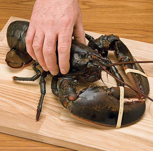 Comment Cuire Le Homard Je Cuisine